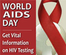 December 1 is World AIDS Day.